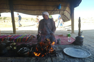 Traditional Bedouin Village Visit