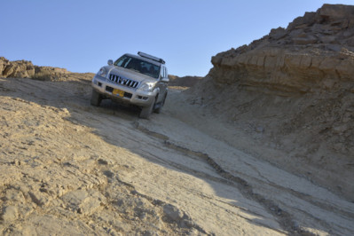 Jeep Tour Ramon crater